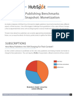 Digital Publishing Benchmarks Monetization Updated-2