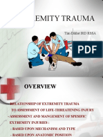 Extremity Injuries