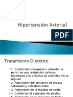 Clase 8Hipertensión Arterial
