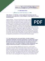 Entrevista Angelo Gilardino y Relación Con Tedesco