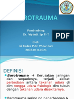 Barotrauma Edit