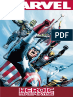 Marvel Heroic Roleplaying Módulo Básico