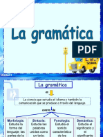 Ppt Gramática. 5 Año