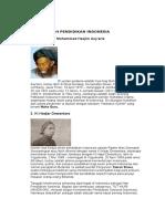 5 Tokoh Pendidikan Indonesia