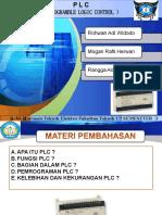 power point plc teknik elektronika