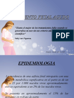sufrimiento fetal ginecologia