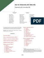 (Specification for Shotcrete (ACI 506.2-95.pdf