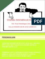 Tekhnik IB pada sapi 2013.ppt