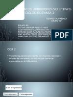 Fármacos Inhibidores Selectivos de La Ciclooxigenasa-2