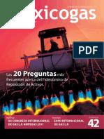 Revista mexicogas No 42