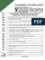 TAE - Ciências Humanas ou Sociais - ESP - VIBRAM.pdf