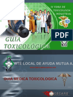 Guia Toxicologica 2010