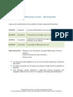 Comprehension Orale Tefaq 2
