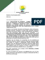 Cumbre Extemporanea- Proyectos Primer Trimestre 2015- Regalias