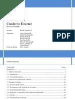 20141208 Cuaderno Docente