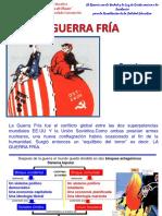 1.3 LA GUERRRA FRIA