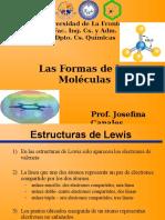 10 Forma de Las Moleculas