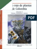 Libro Rojo de Plantas de Colombia V2