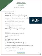 11 Maths NcertSolutions Chapter 15 1