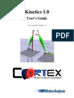Kinetics 1.0 Users Guide