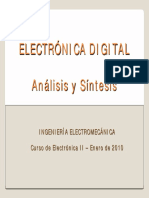 ElectrOnica Digital Analisis y Sintesis