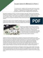 Usar Trading noticias para marcar la diferencia en Forex y futuros