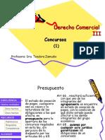 CONCURSOS Y QUIEBRA