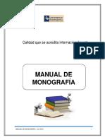Manual de Investigación Monográfica