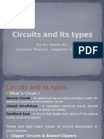 Circuits and Its Types