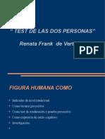 Presentacion Sobre El Tests Dos Personas