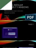Tutorial Instalar Windows 8