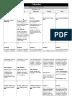 calendar-unit plan 2