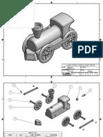 minitrain technical drawings