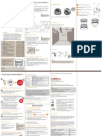 Guide d'Utilisation - Détecteur de Fumée NF 1 an (SERENITY 1)