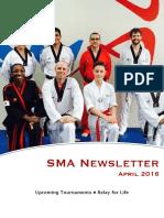 Apr '16 Newsletter