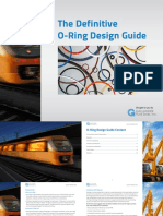 The Definitive O Ring Design Guide