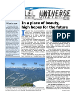 Parallel Universe Newsletter Summer 2009