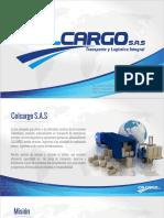 Brochure Colcargo Sas.
