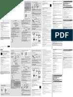 Manual Portugues Sony h400 (1)