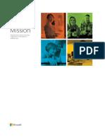 Microsoft 2015 Annual Report