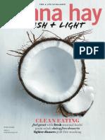 donna hay - Fresh + Light - Issue 3