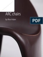 ARC Chairs by Ákos Huber