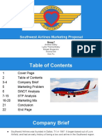 southwest airlines presentation