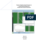 Impact of Employer-based Programs on Transit System Tidership and Transportation System Performance - Final Report (May 2007)