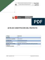SGSI-002-Acta de Constitucion Del Proyecto