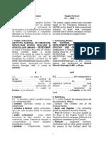 Model Contract RO-En Final