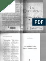 Hornstein, Luis.(2006) Las Depresiones