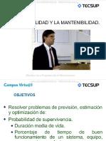 Curso Confiabilidad Mantenibilidad Aplicacion Mantenimiento Rcm Vida Util Redes Conclusion Analisis Costos