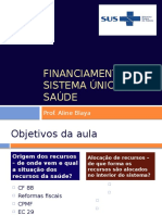 Aula de Financiamento