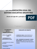 La OrganizaciÓn Legal Del Sistema Educativo Argentino3